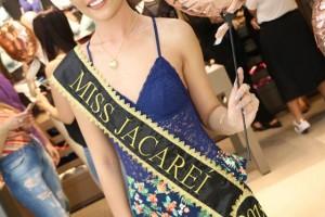 Miss Jacareí 2018 Naomi Ferreira