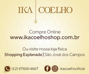 Arte Divulgação Ika Coelho - Site Elite Vale