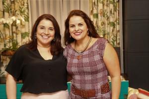 Simone Januário e Silvia Rocha2