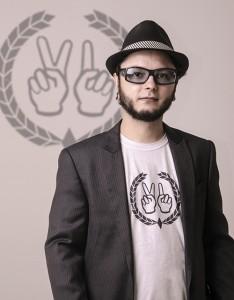 Brunno Barbosa, idealizador da campanha  Zaccur