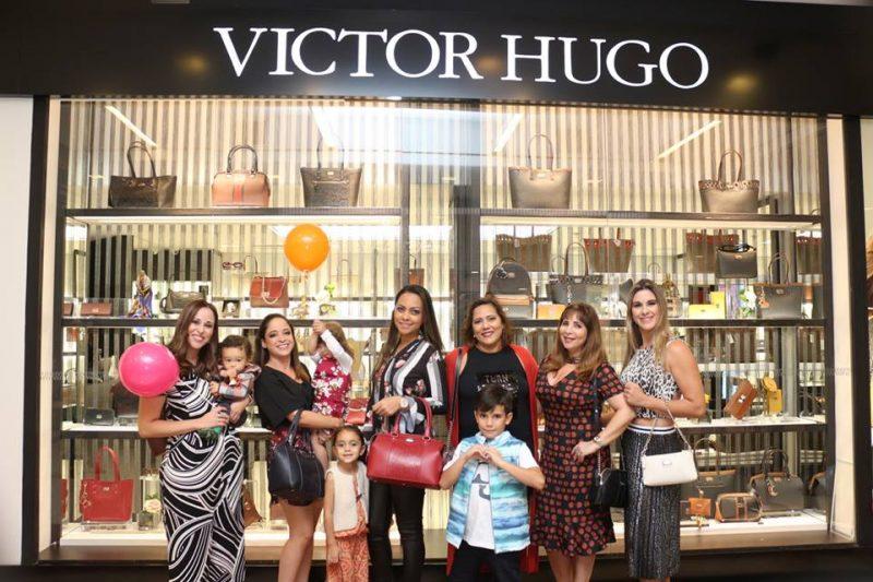 77fbec9c0a90e Sofisticação foi a marca do evento promovido pela Victor Hugo do Colinas  Shopping na última quarta-feira