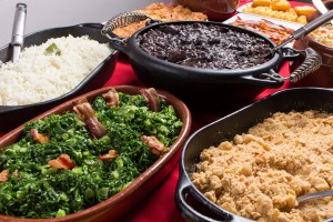 Feijuca, or feijoada, is a traditional brazilian food